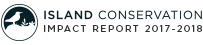 Island Conservation – Impact Report 2017-2018 Logo