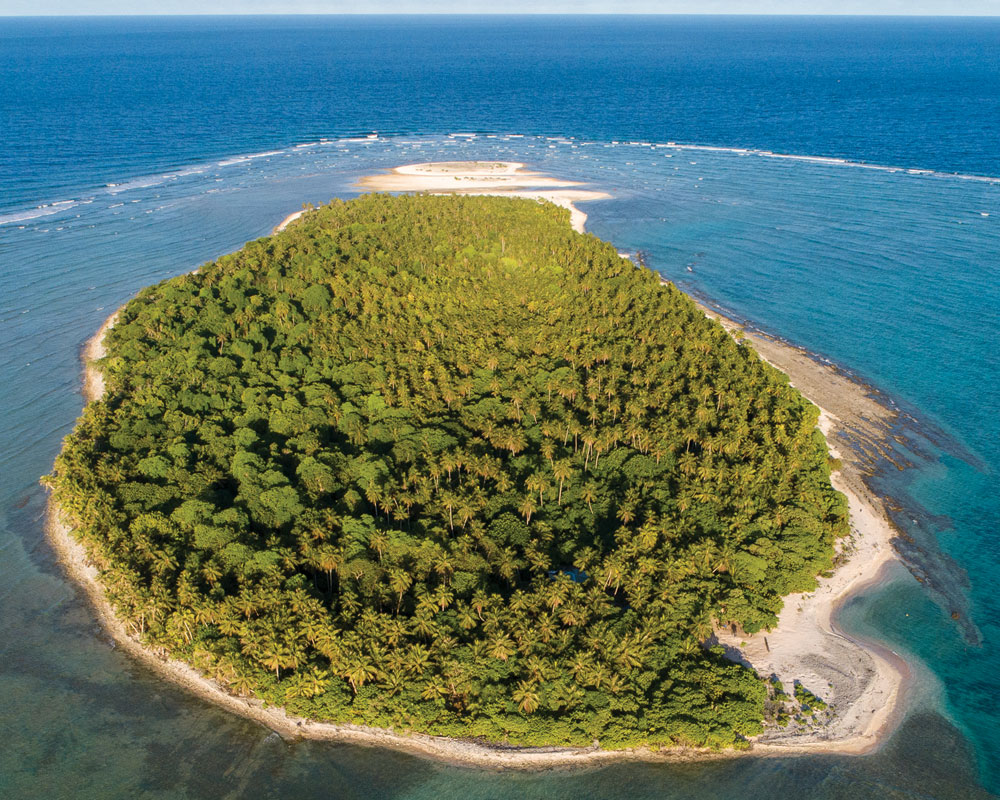 Ulithi Atoll micronesia island conservation