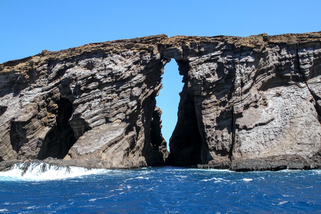 Lehua Island Keyhole
