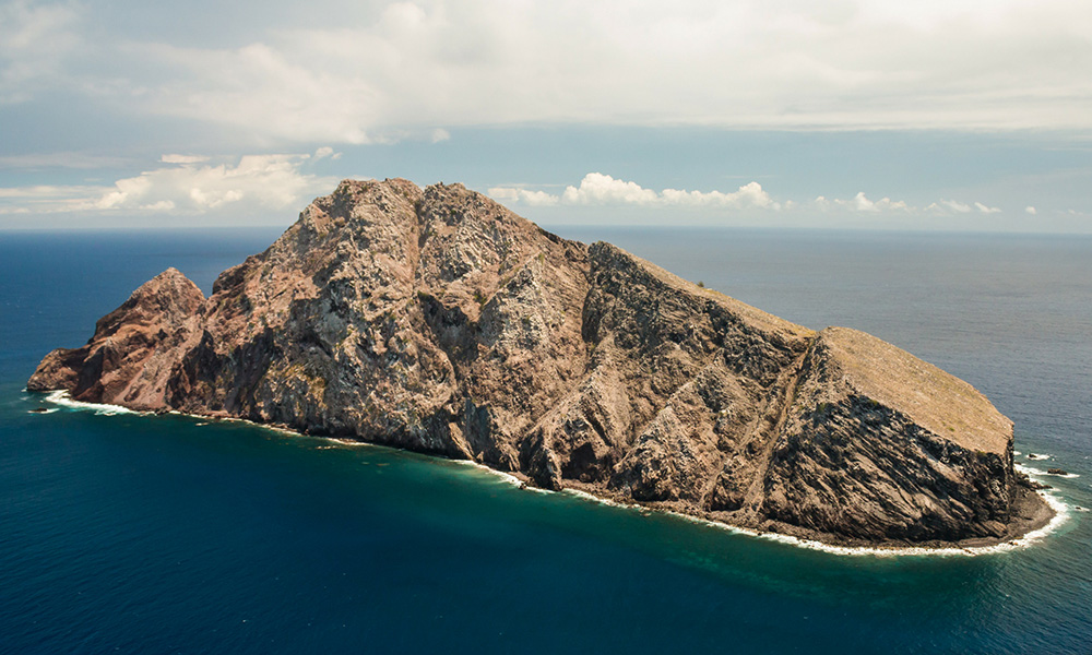 Redonda before restoration. Credit: Ed Marshall
