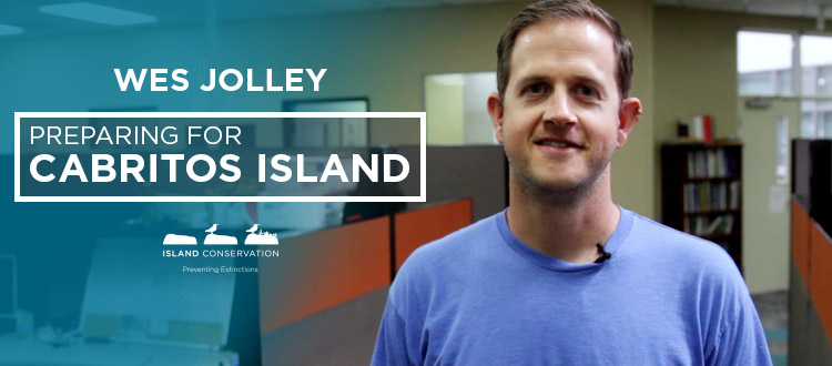 island conservation science watch video wes jolley cabritos island dominican republic