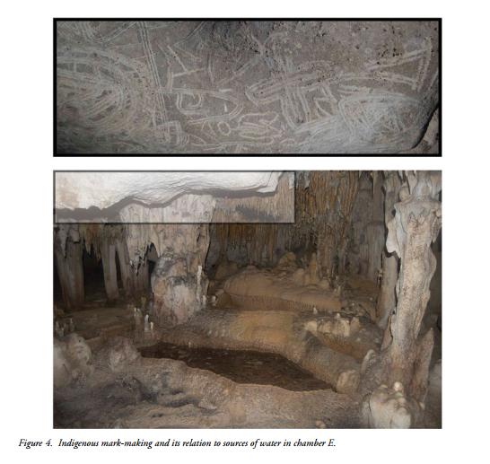 Island conservation cave iconography Mona island 4