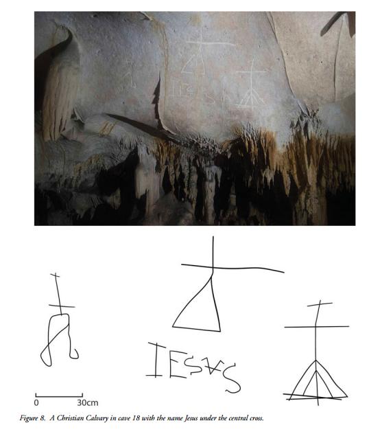 island conservation cave iconography mona