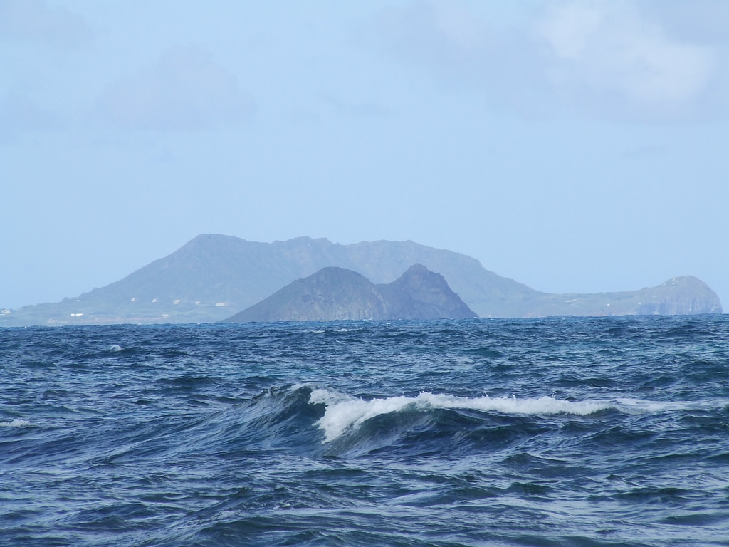 island conservation kailua from the water