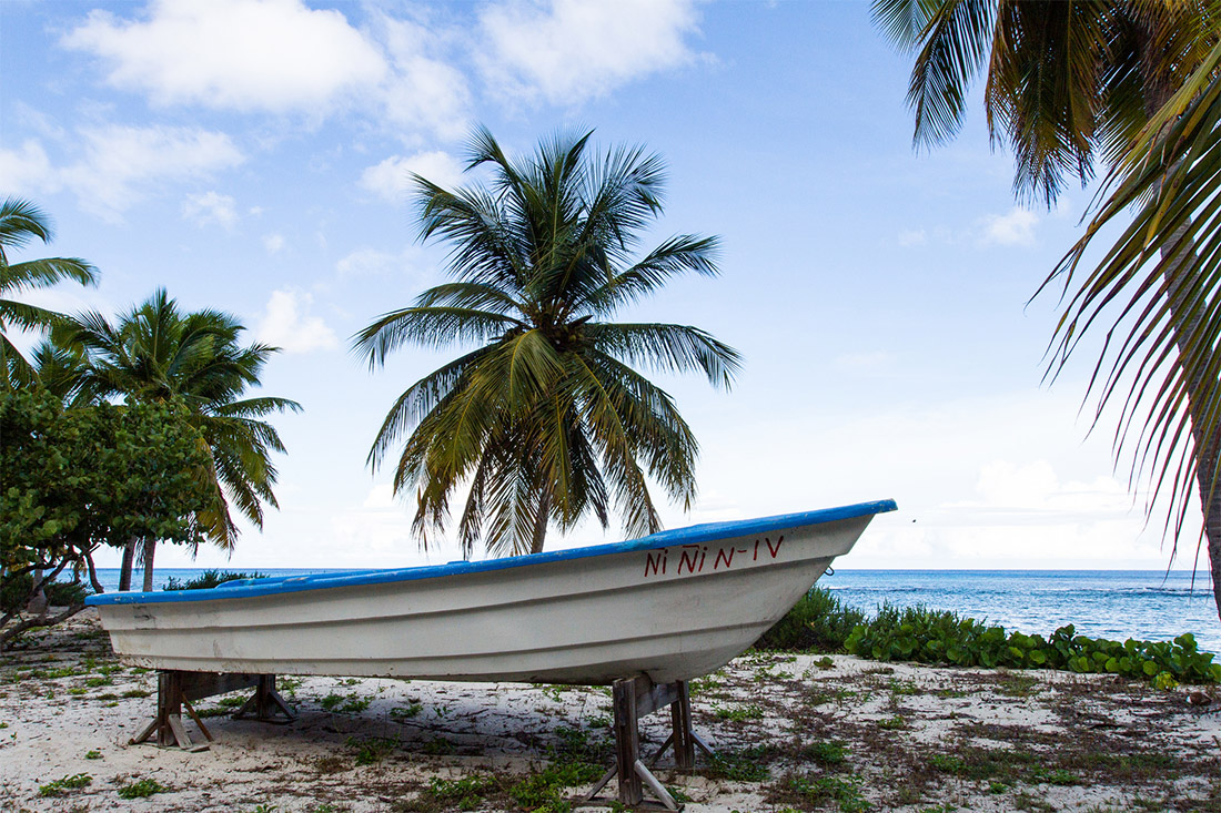 Mona Island Puerto Rico Tommy Hall
