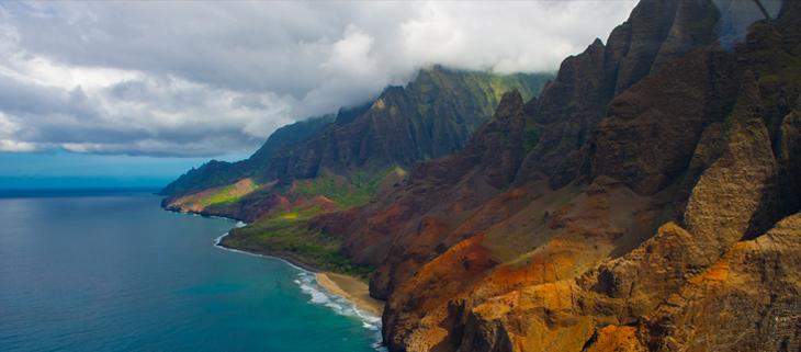 island conservation kauai coastline