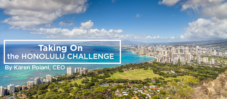 island conservation taking on the honolulu challenge