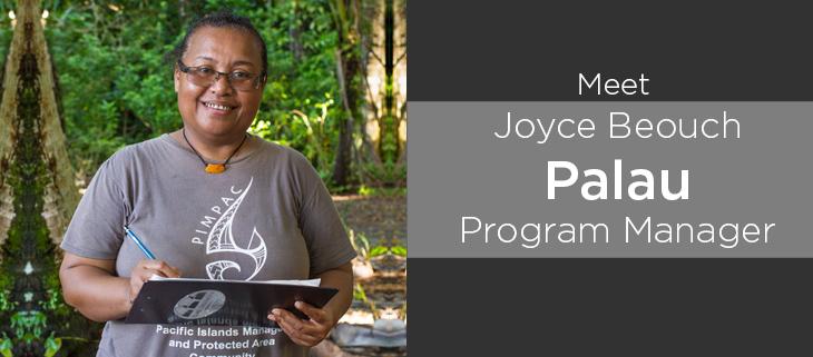island conservation meet joyce beouch feat