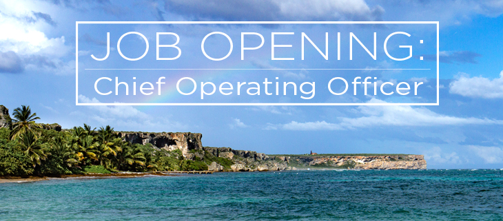 island conservation job opening