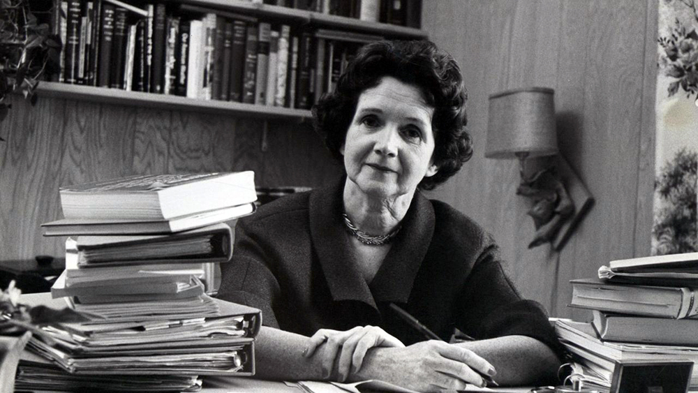 island conservation rachel carson writing
