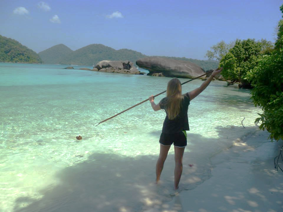 island conservation preventing extinctions julia dunn spear fishing