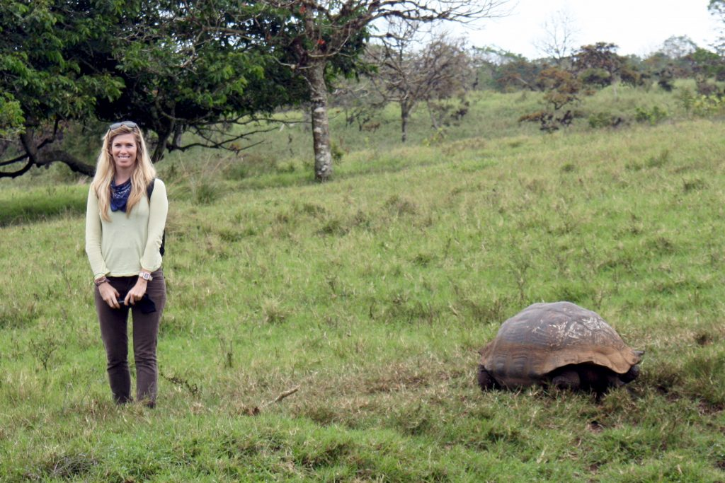 island conservation preventing extinctions sally tortoise women's history month