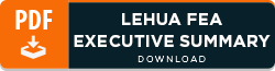 lehua island hawaii FEA Executive Summary