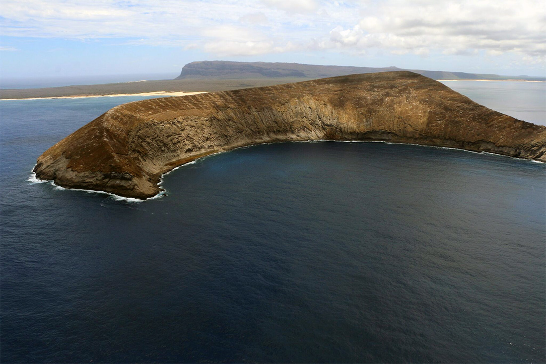 Lehua Island -  Project Implementation