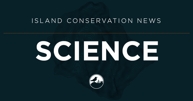 island conservation invasive species science