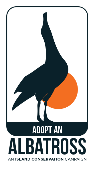 island conservation midway albatross adopt