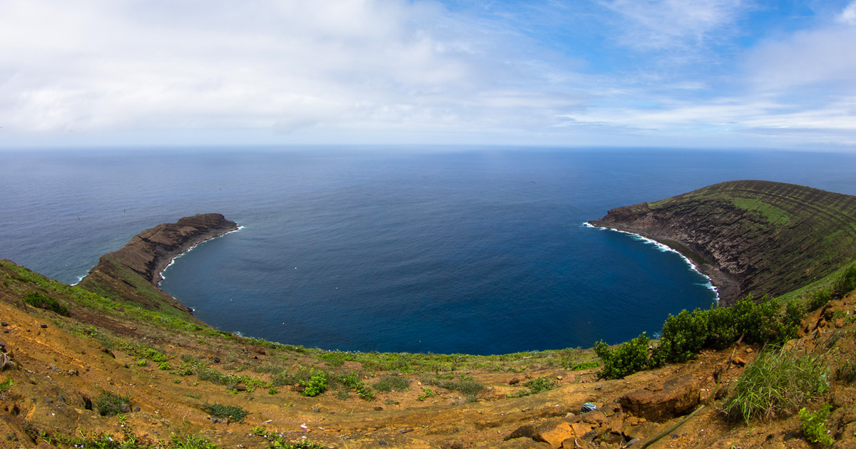 Island Conservation lehua island mele Khalsa hawaii