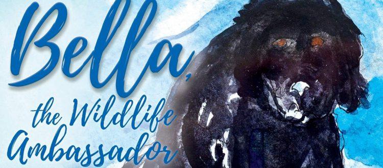 island-conservation-katie-dolan-author-Bella-wildlife-ambassador